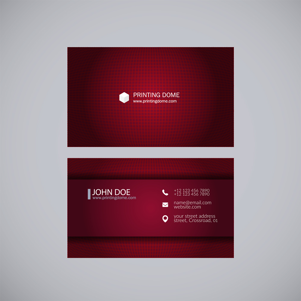 Printing Dome Malta - Business Cards